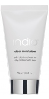 Acne Skin Products | Skin Care Products for Acne | Indio: clear moisturiser 50ml